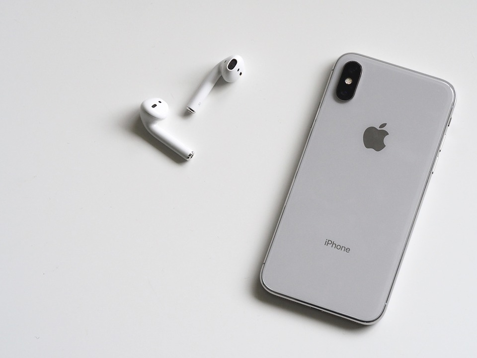 airpods med IPhone